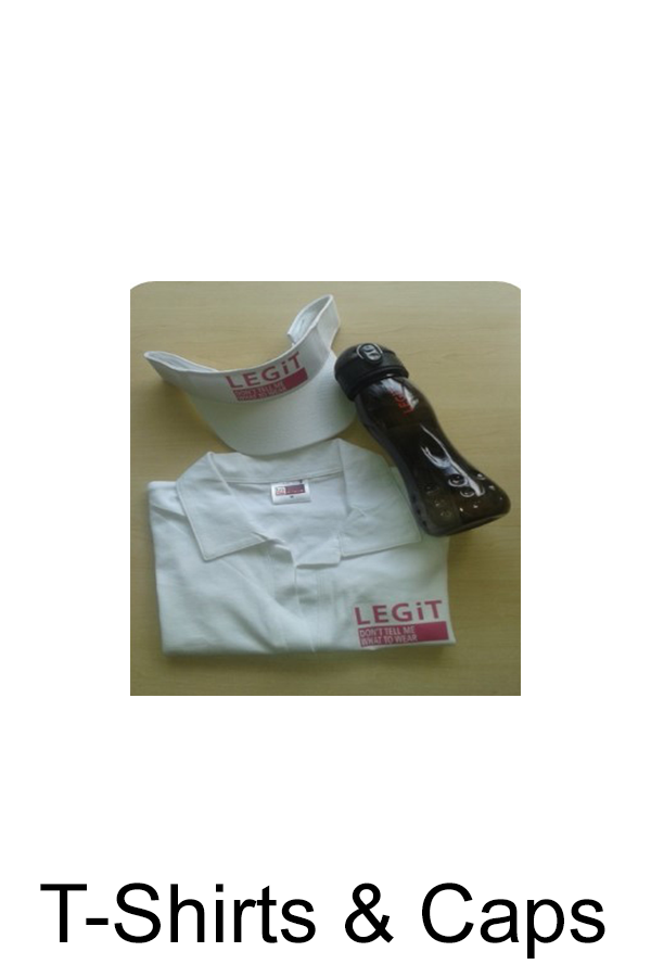 T-Shirts & Caps